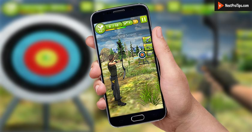 Archery Master 3D - free sports games