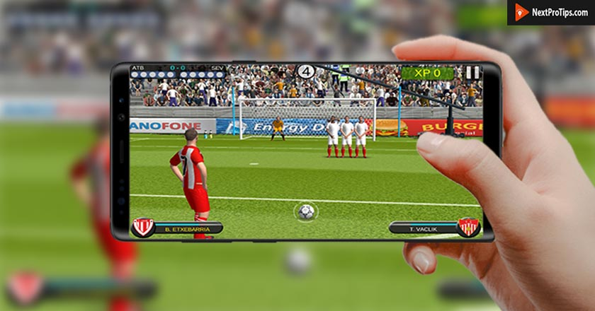 Mobile kick - android sports games