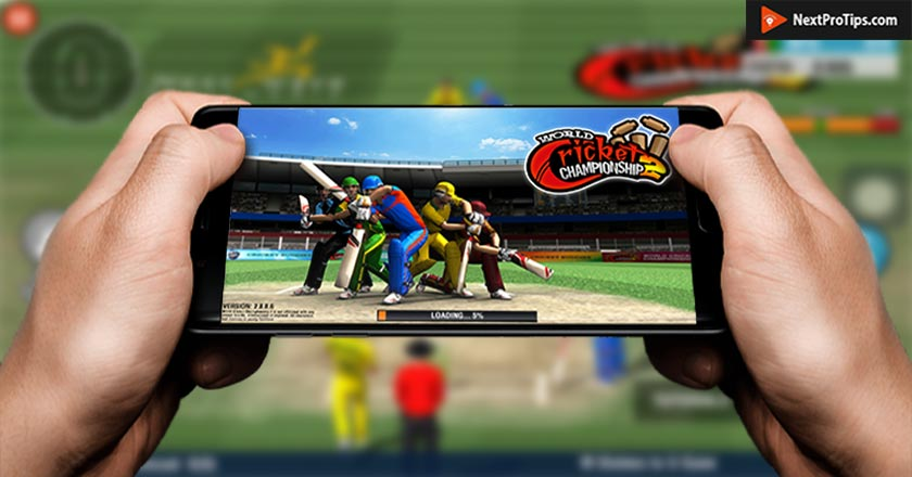 World Cricket-Championship 2 - WCC2 - android sports games