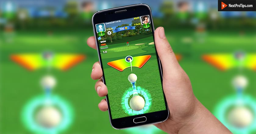 golf clash - android sports games