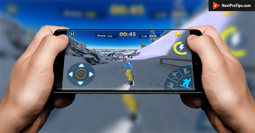snowboard master 3d android game